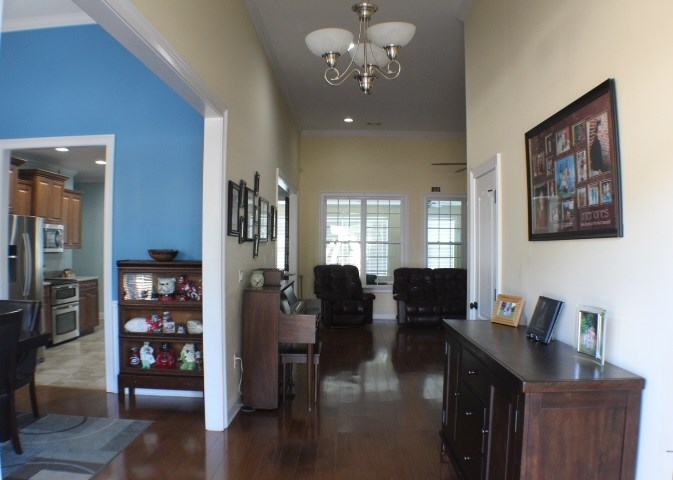 Foyer/Dining/Great Room